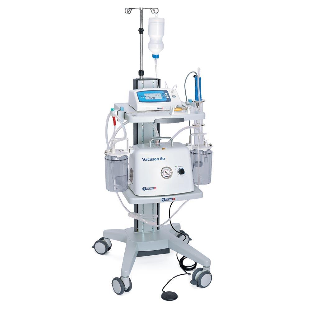 Narzędzia do liposukcji - zestaw Lipo Cart