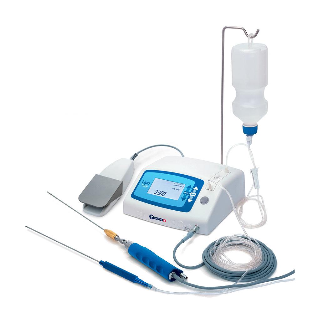 Narzędzia do liposukcji - zestaw Lipo Surg